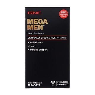 메가맨(S),90정 (남성용 종합비타민,피로회복) MEGA MEN