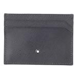 Montblanc Sartorial Wallet 5cc #Dark grey