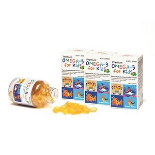 Premium Omega-3 Kids 120X3