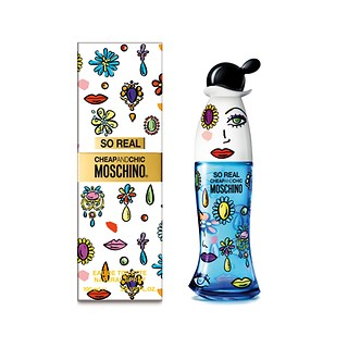 MOSCHINO SO REAL CHEAP&CHIC EDT 100ML