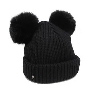 #Black / Winter Beanie