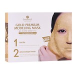 面膜 GOLD PREMIUM MODELING MASK 50g*10片