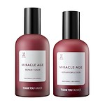 MIRACLE AGE REPAIR TONER & EMULSION