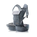 No5 Plus All in one Baby carrier-Denim Grey