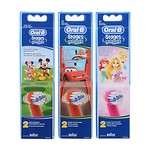 Oral-b children electric brush head EB10-2KIDS (randomly provided)