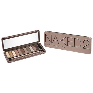 NAKED2 眼影盘