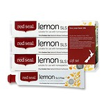 RED SEAL LEMON TOOTHPASTE SET(100g*3)