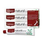 RED SEAL NATURAL TOOTHPASTE SET(110g*3)