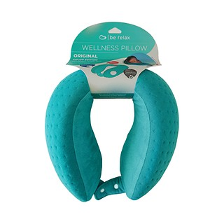 Turquoise / WELLNESS Pillow_Turquoise