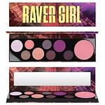 个性眼彩盘 / 梦幻女孩 Raver Girl