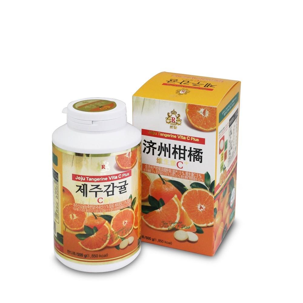 济州岛柑橘维生素C+