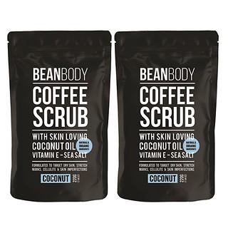 COFFEE SCRUB COCONUT DUO 220g*2