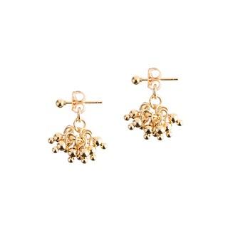 Blooming Gold Earrings