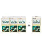 Premium Green Mussel  3+1