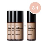 #M23 NATURAL / BARE GLOW FOUNDATION 30ml (SPF35/PA++) (3+1)
