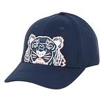 #NAVY BLUE / TIGER NEOPRENE CAP