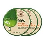 (免税专用) 芦荟胶 Jeju Fresh Aloe soothingGel 99% (3件套)