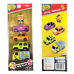 BABY PORORO 5PCS SET (Suitable for children from the age of three and upward)