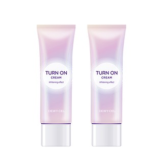 [THE SHILLA EXCLUSIVE] TURN ON CREAM DUO 50ml*2