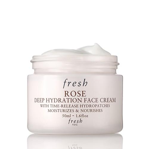 ROSE HYDRATING FACE CREAM