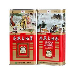 KOREAN TAEKUK GINSENG - 15 ROOTS150G