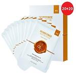 HONEYBEE NUTRITION MASK SHEET SET (20+20)