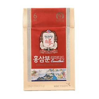 KOREAN RED GINSENG POWDER LIMITED