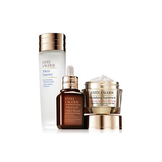 Advanced Night Repair Essentials - Prepare. Repair. Moisturize