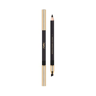 #01 NOIR / 圣罗兰色泽持久防水眼线笔