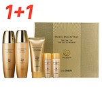 Snail Essential Skincare Set 2 pcs (1+1)