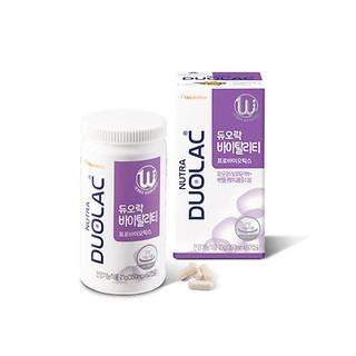 #유산균 / 바이탈리티 프로바이오틱스 (60캡슐)