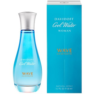Cool Water Woman Wave EDT 50 ( APR 18)