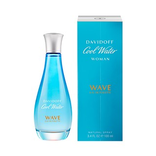 Cool Water Woman Wave EDT 100 ( APR 18)