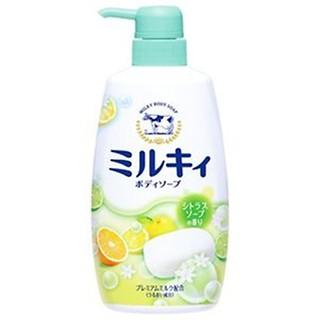 fragrance of citrus
