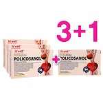 PREMIUM POLICOSANOL 20mg 60 tablets 3+1set