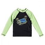 #GFT / QUIKSILVER KIDS RASH GUARD (BUBBLE DREAMS LS BOY) 006