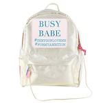 #金色 / BUSY BABE 背包