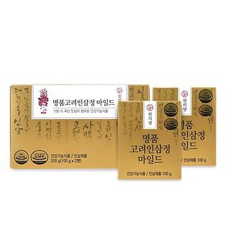 고려인삼정(100g*2병)