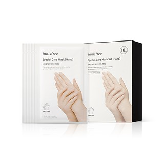 (DUTY-FREE) SPECIAL CARE MASK SET - HAND 10EA
