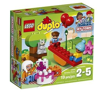 积木玩具 Birthday Picnic