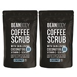 [U] COFFEE SCRUB COCONUT DUO 220g*2