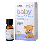 #BONES / JOINT / BABY VITAMIN D-3 DROPS 400IU(LIQUID TYPE VITAMIN D FOR BABIES AND CHILDREN)