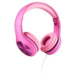 #PINK / HEADSET PRO (FOR CHILDREN AGES 5-11)