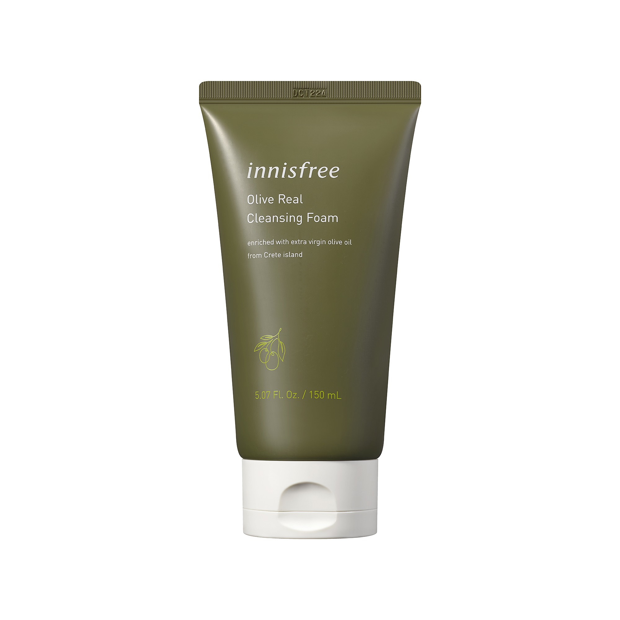 OLIVE REAL CLEANSING FOAM 150mL
