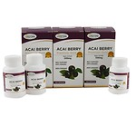 ACAI BERRY PREMIUM GOLD (Antioxidant, cholesterol regulation) 100caps 3bottles