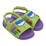 #LILAC&GREEN / 19FW 32782 Mini Melissa Beach Slide + Toy Story Bb LL 010