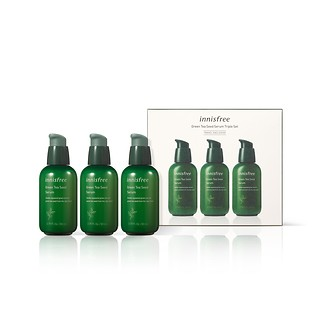 [DUTY-FREE] GREEN TEA SEED SERUM SET (3EA)