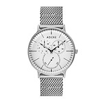 THEY - GRANDE SILVER 1868A-01 METAL WATCH FOR MEN