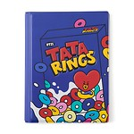 BT21 TATA SWEET COVER SPRING NOTEBOOK