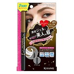 #01 NATURAL BROWN / HEAVY ROTATION GEL EYEBROW LINER 0.1g